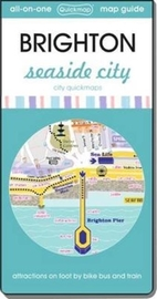 Brighton Seaside City : Map Guide of What to See and How to Get There
