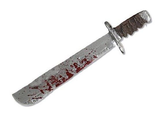 Friday the 13th: Jason Vorhees - Deluxe Machete