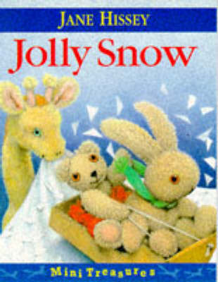 Jolly Snow by Jane Hissey image