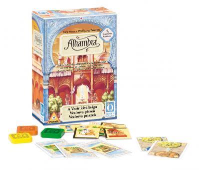 Alhambra: The Vizier's Favour Expansion image