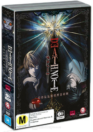 Death Note - Complete Collection DVD