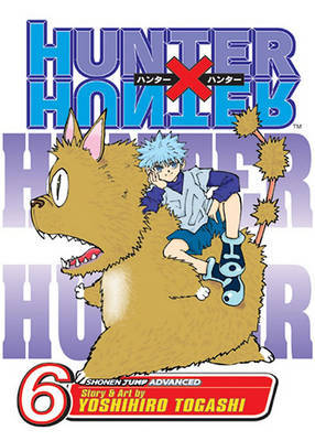 Hunter x Hunter, Vol. 6 by Yoshihiro Togashi