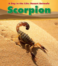 Scorpion by Anita Ganeri
