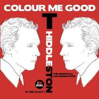 Colour Me Good Tom Hiddleston by Mel Elliott