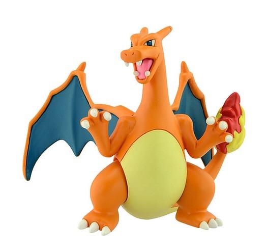 Pokemon: Moncolle Charizard - PVC Figure