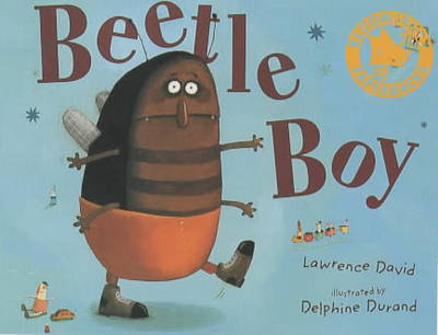 Beetle Boy by Laurence David image