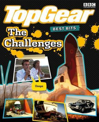 Top Gear Best Bits: The Challenges by BBC