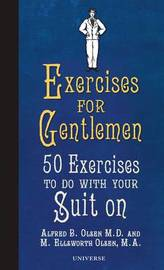 Exercises for Gentlemen by Alfred B. Olsen image