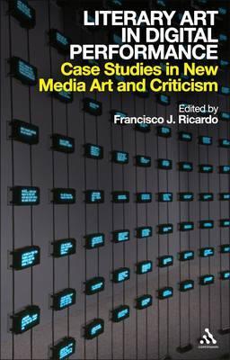 Literary Art in Digital Performance image