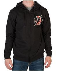 DC Comics: Flash Logo Zip Up Hoodie (2XL)