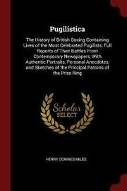 Pugilistica by Henry Downes Miles image