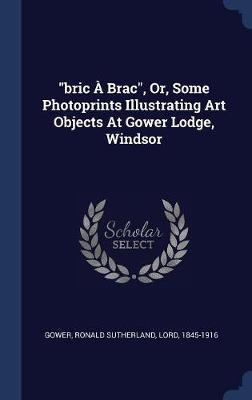 Bric � Brac, Or, Some Photoprints Illustrating Art Objects at Gower Lodge, Windsor image