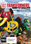 Transformers Robots in Disguise: The Golden Knight on DVD
