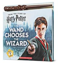 Harry Potter: The Wand Chooses the Wizard by Christina Pulles