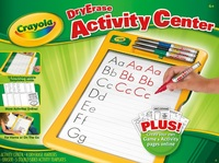 Crayola: Dry Erase - Activity Centre