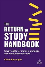 The Return to Study Handbook by Chloe Burroughs