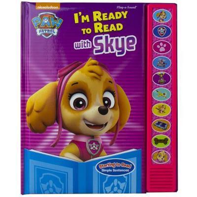 Paw Patrol Im Ready To Read With Skye image