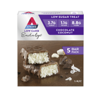 Atkins Endulge Bars - Chocolate Coconut (5 x 40g)