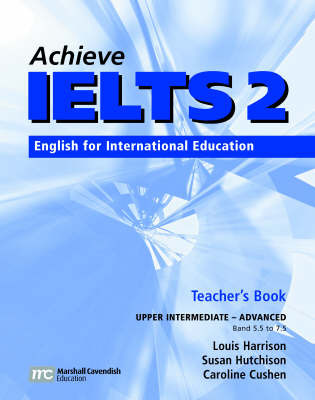 Achieve IELTS Teacher's Book by Louis Harrison image