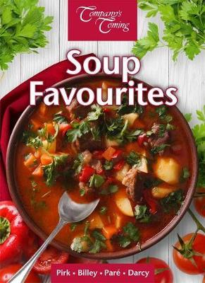 Soup Favourites by Jean Pare