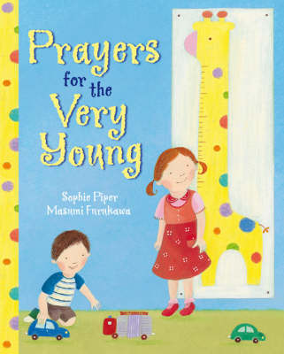 Prayers for the Very Young by Sophie Piper image