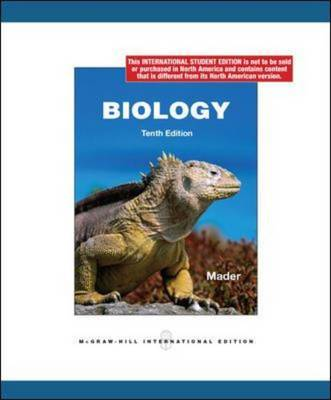 Biology by Sylvia S Mader image