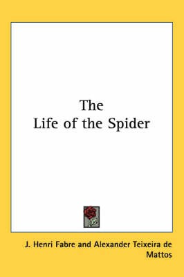 The Life of the Spider by Jean Henri Fabre image
