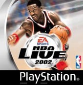 NBA Live 2002 Gold for