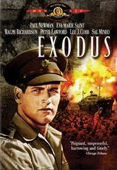 Exodus on DVD