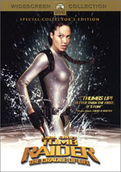 Tomb Raider 2 - The Cradle Of Life on DVD