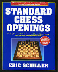 Standard Chess Openings by Eric Schiller image