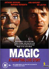 Magic: A Terrifying Love Story on DVD