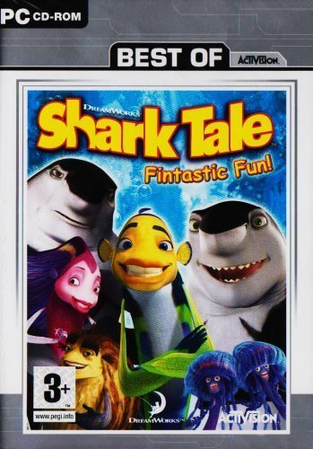Shark Tale Fintastic Fun for PC Games
