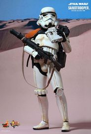 Star Wars: A New Hope Sandtrooper Collectible Figure