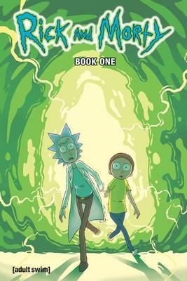 Rick and Morty Book One by Zac Gorman
