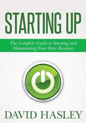 Starting Up by David Hasley