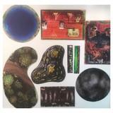 Muse on Minis: Mega Pack #2 - 2D Terrain Tiles