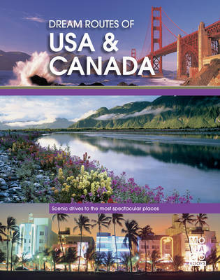 Dream Routes of USA and Canada image