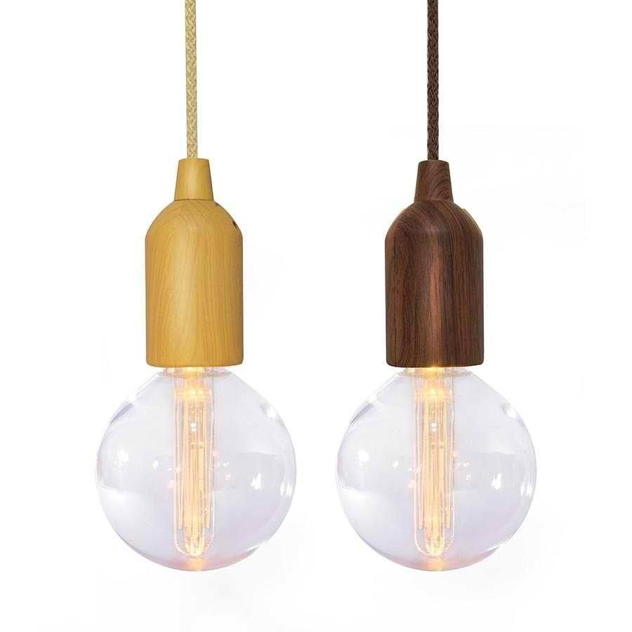 Pull On Edison Light image