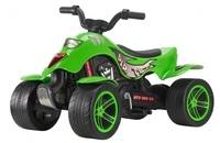 Pedal Powered Quad Bike: Pirate - Green