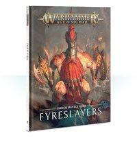 Warhammer Age of Sigmar: Battletome - Fyreslayers