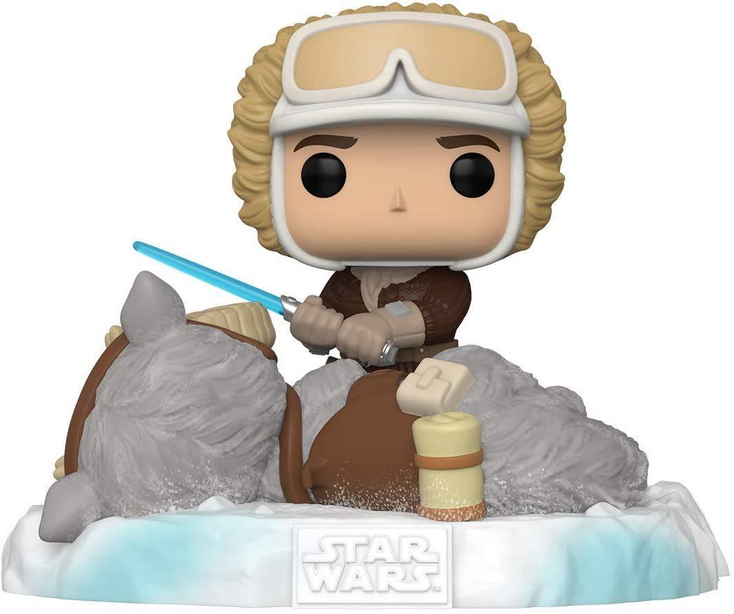Star Wars: Han & Taun Taun - Pop! Deluxe Diorama image