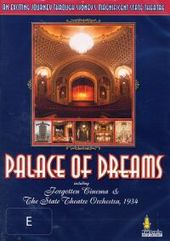 Palace Of Dreams on DVD