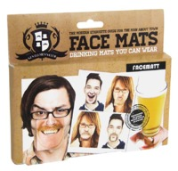 Face Mats - Wearable Drinking Mats