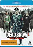 Dead Snow 2: Red vs Dead on Blu-ray