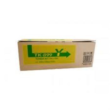 Kyocera TK899Y Toner (Yellow)