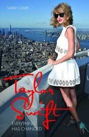 Taylor Swift by SARAH OLIVER