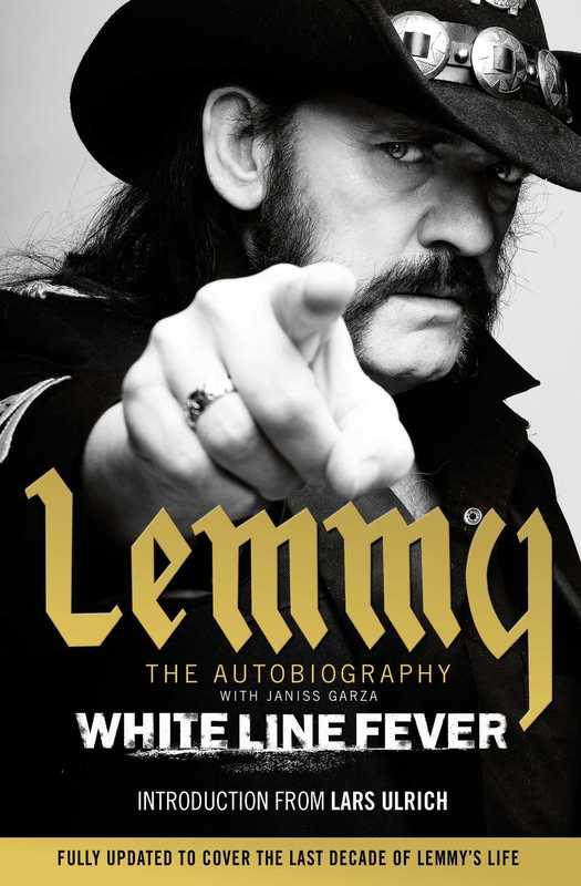 White Line Fever by Lemmy Kilmister
