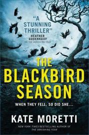 The Blackbird Season by Kate Moretti image