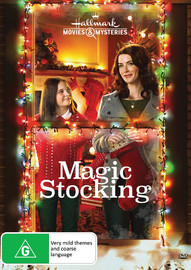 Magic Stocking on DVD